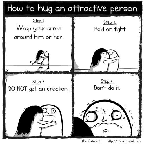 hug_attractive_person